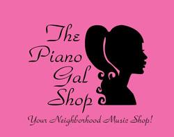 The Piano Gal Shop
