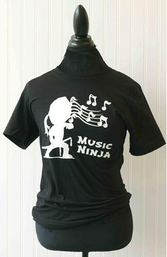 Music Ninja T